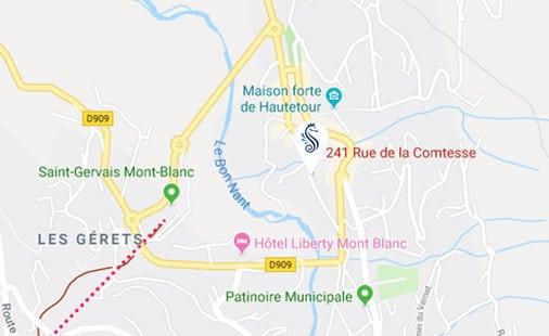 Location véhicules BTP Annecy
